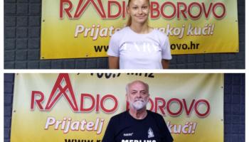 "Gosti ""Pozitive"" mlada atletičarka Melani Bosić i košarkaški trener Milorad Manojlović"